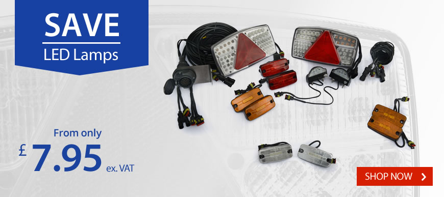 Led Lamps for Trailers