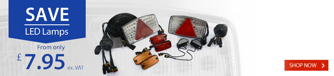 LED trailer Lamps