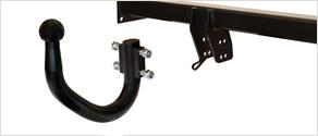 Fixed Swan Neck Towbar