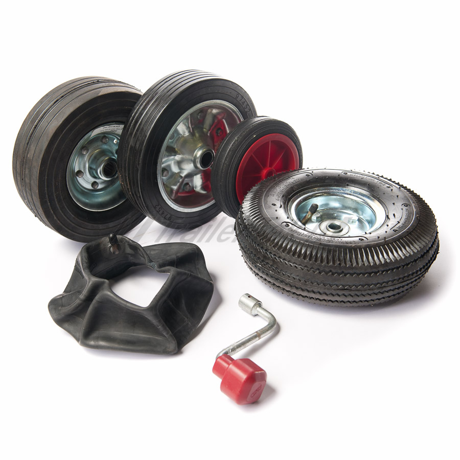 Jockey Wheel Spares