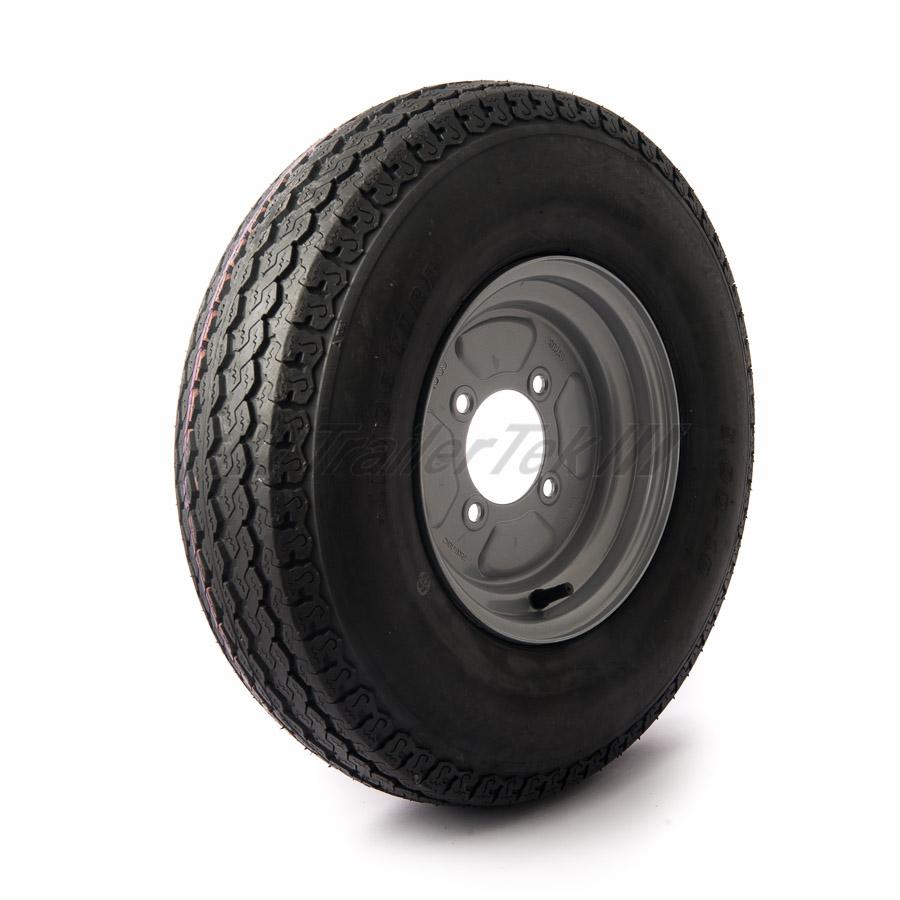 10 Inch Trailer Wheel Assemblies
