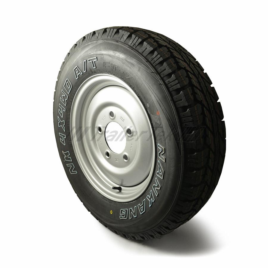 16 inch Trailer Wheel Assemblies