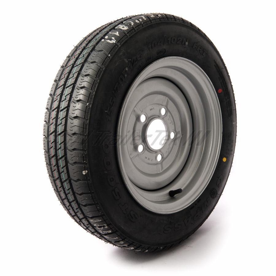 12 inch Trailer Wheel Assemblies