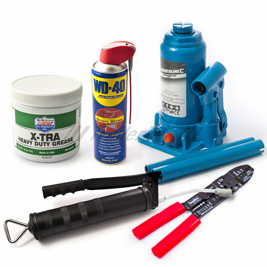 Workshop Supplies and Grease