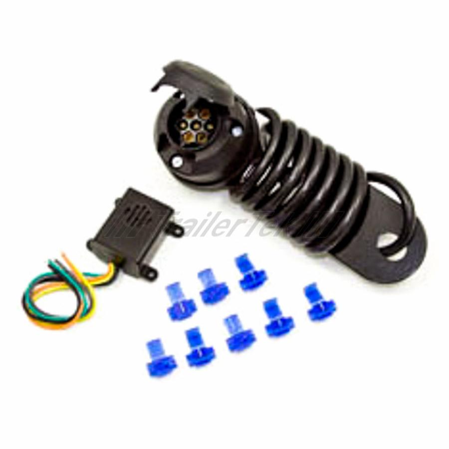 Trailer Electrics Trailertek Wiring A Car Socket Towbar Kits