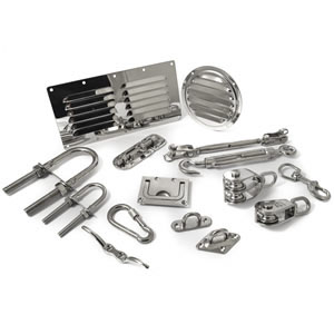 Chandlery & Stainless Fittings