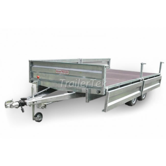 Flatbed and Platform Trailers