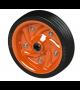 Kartt Spare Heavy Duty Jockey Wheel (200mm x 50mm)