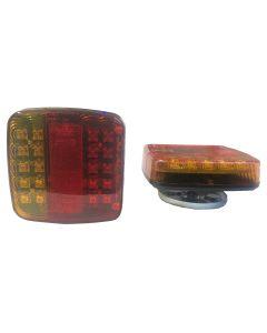 LED Lamp Set 12v/24v Magnetic Wireless Kit