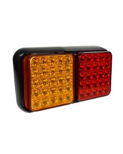 LAMP - 10-30V LED S/T/I TWIN MODULAR & PLASTIC BASE