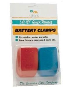 Lift Off Battery Clamps