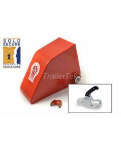 Bulldog AB hitch lock for AL-KO AK301, AK351