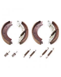 Genuine Knott 200x30 brake shoe axle kit