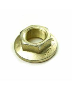 Hub nut for Knott Avonride X-Series sealed bearing