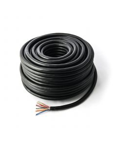 12-core cable, 50m. roll