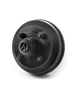 """Knott Avonride 160x35 drum, 4 on 4"""", taper bearings"""