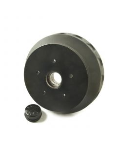 Knott Avonride 250x40mm drum with sealed bearing and 5 on 140mm PCD