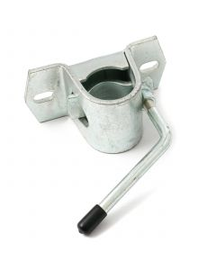 Fabricated clamp 48mm.