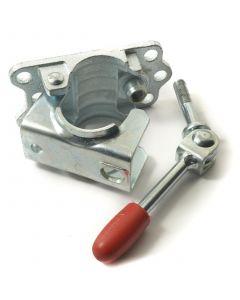 AL-KO pressed steel split clamp, 48mm. dia.