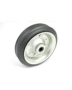 Spare wheel, 160mm. dia., with steel rim
