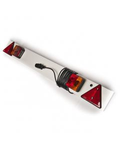 4ft. lighting board, 5m. cable