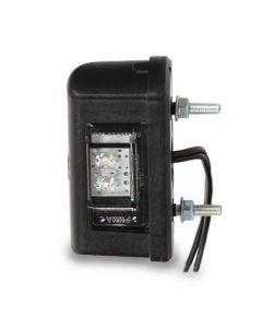 V-Series LED number plate lamp