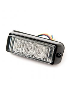 LAP LED flashing lighthead, amber