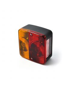 Rear square lamp 4F.