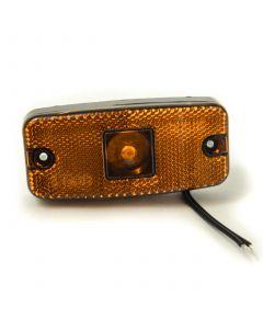 TT LED side marker lamp 10-30v with reflector