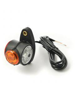LED front/side/rear marker lamp 10-30v. rubber body