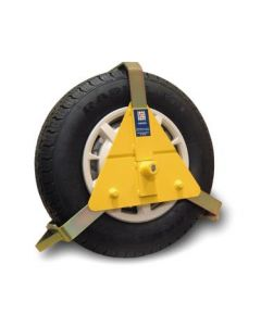 """Stronghold 10-14"""" wheel clamp"""