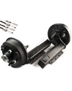 """Peak 1800 kg. braked suspension units 5 on 6.5"""""""