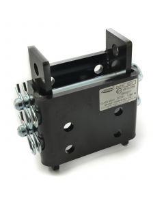 Dixon Bate height adjustable coupling 2 pin, standard height