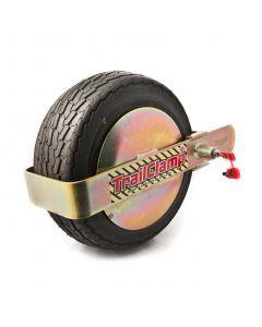 Bulldog TC150 wheel clamp for 16.5x6.5-8 tyres