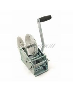 Autoflex hand winch with 2-way ratchet 1135 kg capacity
