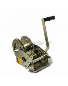 TT Pro Plus 2-speed hand winch, 1454kg/3200lb. cap.