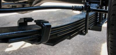 Trailer Suspension & Axles