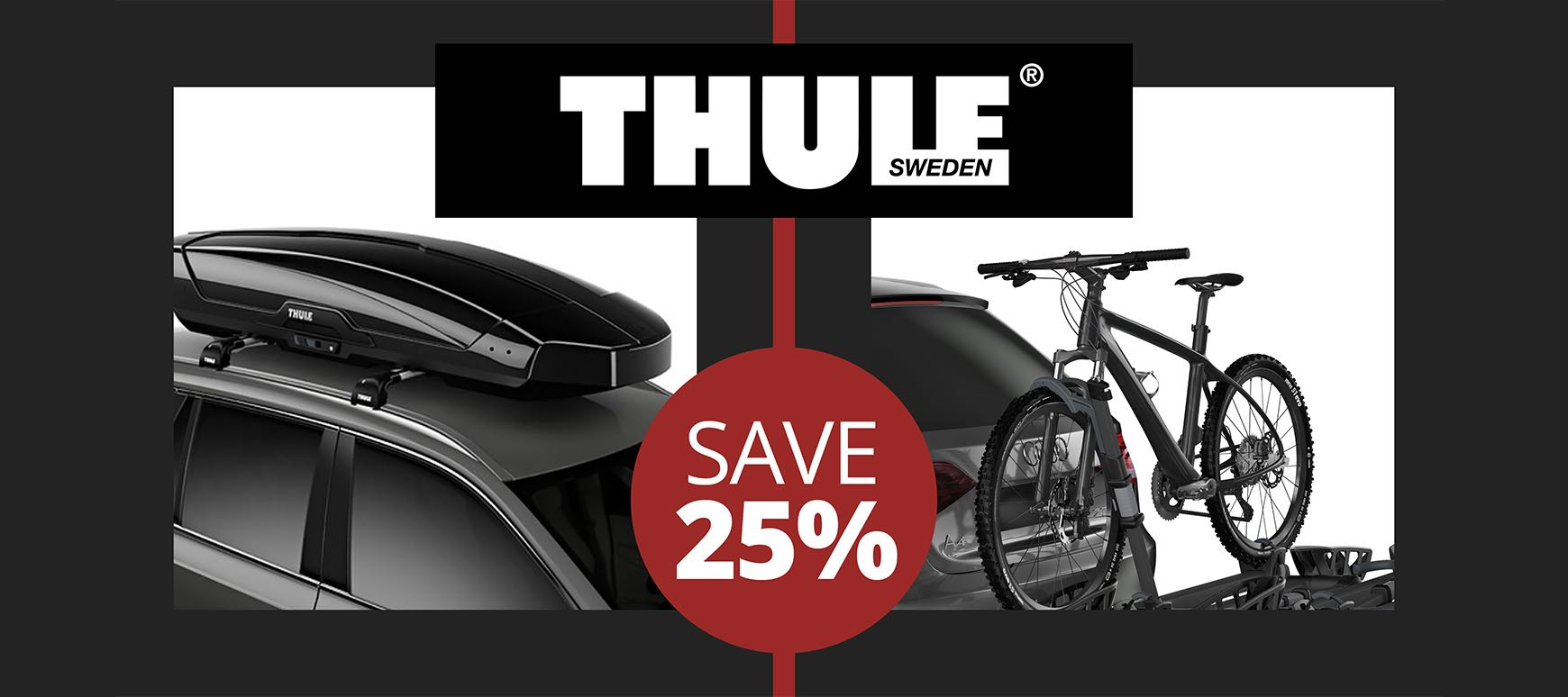 THULE Save 25%