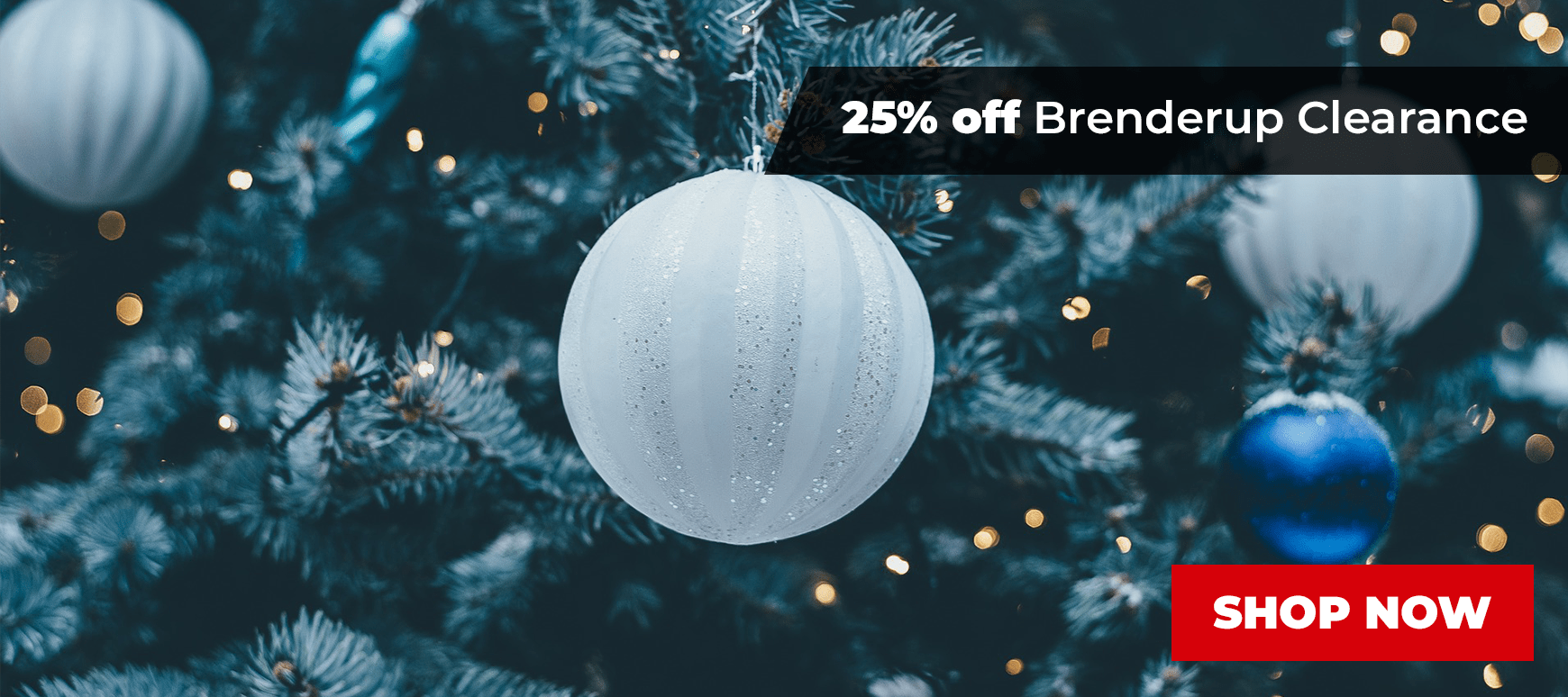 25% off Brenderup Clearance