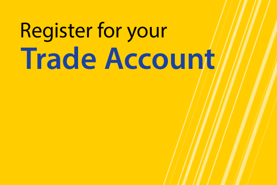 Register for a trade account
