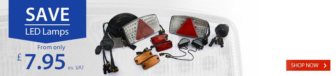 LED trailer Lamps