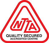 NTTA Quality Secured Accredited Centre