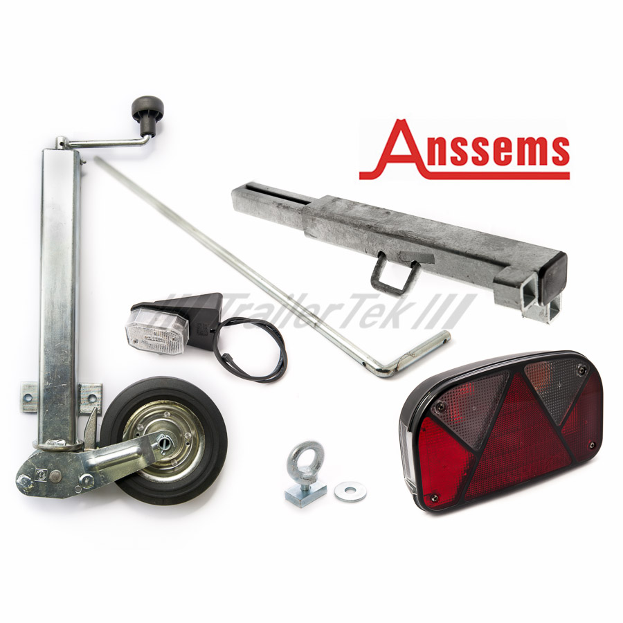 Anssems Spares & Accessories