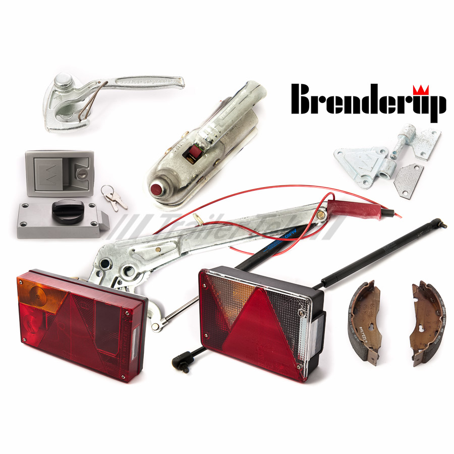 Brenderup Parts & Accessories