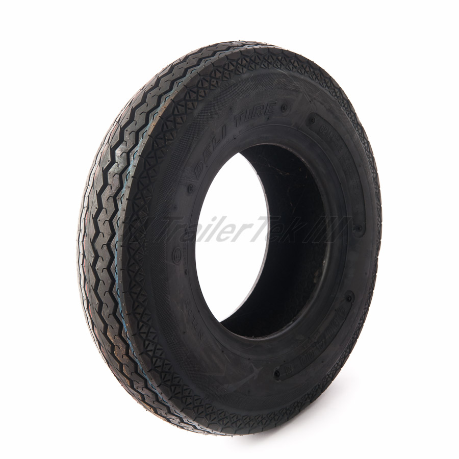 8 Inch Trailer Tyres and Inner Tubes