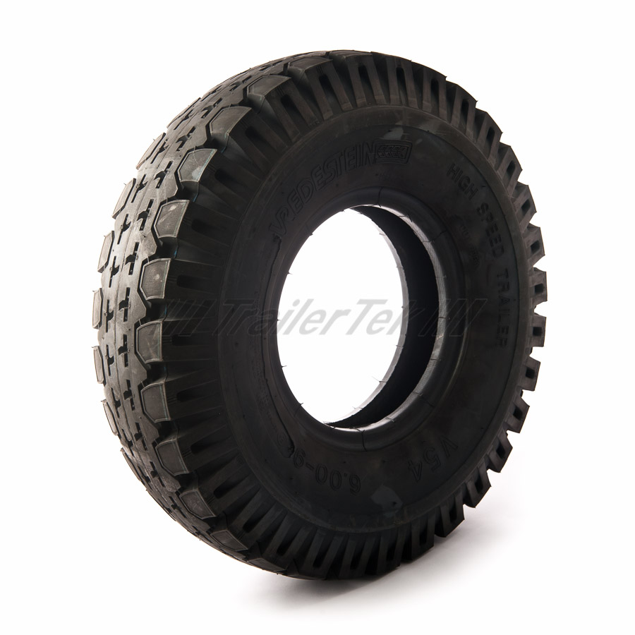 9 Inch Trailer Tyres and Inner Tubes