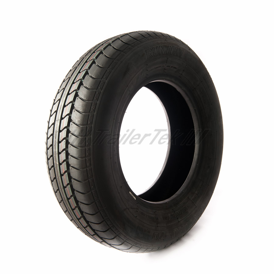 13 Inch Trailer Tyres and Inner Tubes