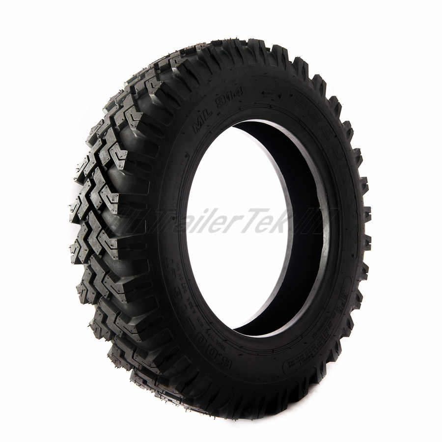 16 Inch Trailer Tyres and Inner Tubes