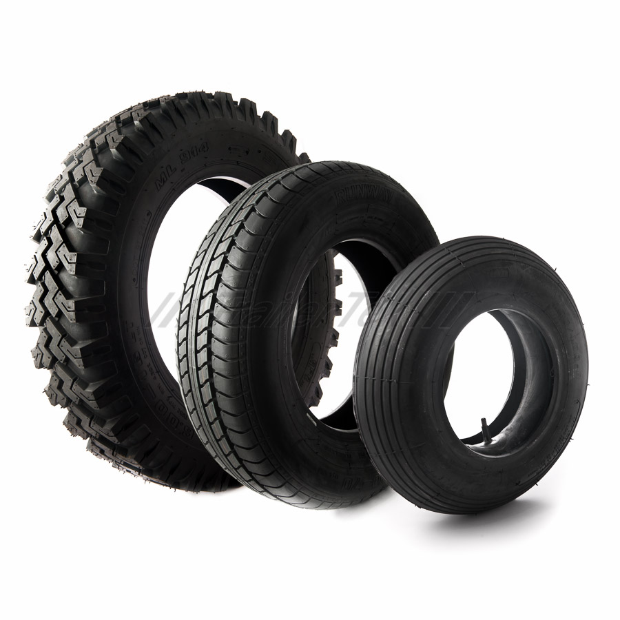 Tyres and Inner Tubes