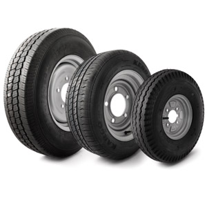 Trailer Wheel Assemblies